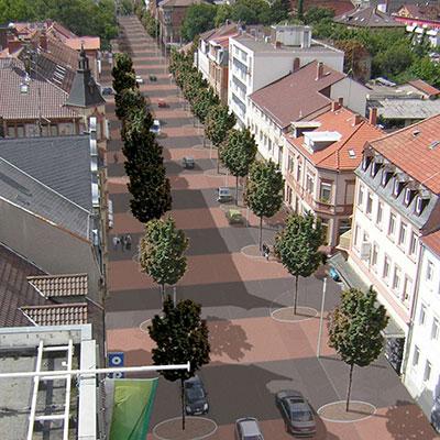 Stadtboulevard Landau
