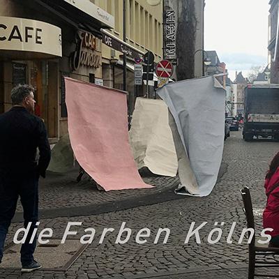 Die Farben Kölns