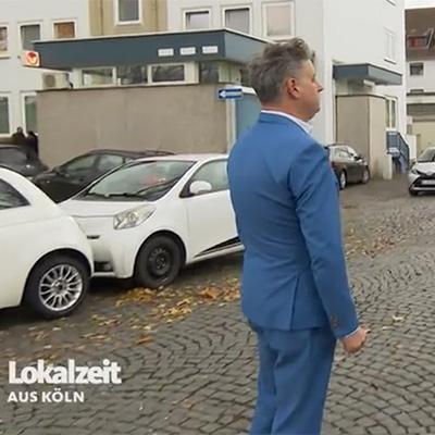 Parkstadt Süd – Reportage